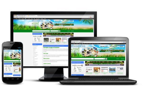 guide web tourisme