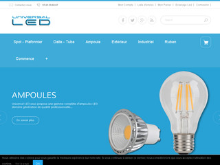 magasin eclairage led