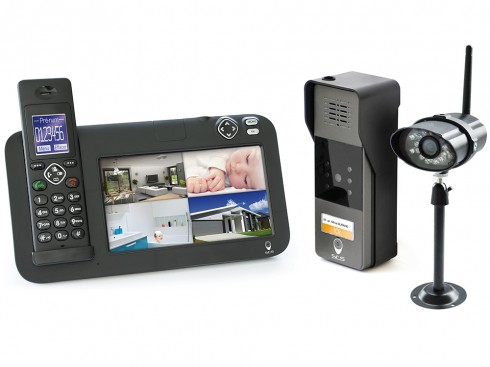 kit interphone video sans fil