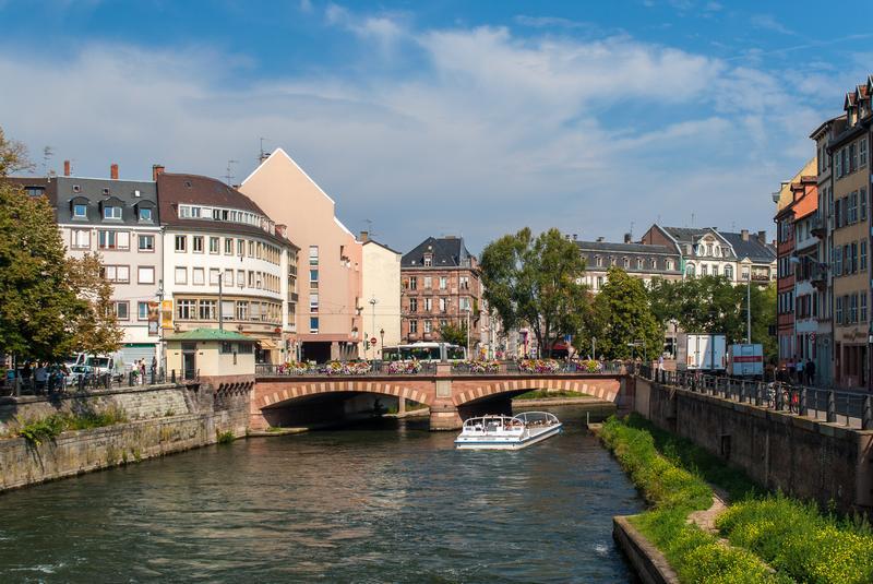 tourisme à Strasbourg 67